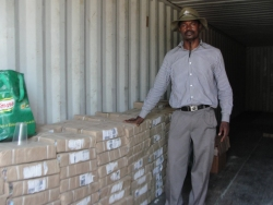 In 2013 thousands of Book of Hope were donated by the Bible Society