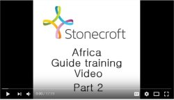Stonecroft Africa Bible Study Guiid Training Video Part 2