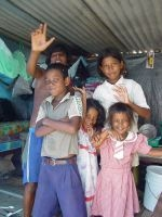 United Caribbean Trust promoting children's health education care and protection in Guyana