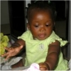 CLICK to sponsor a baby girl