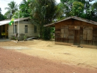 Brokopondo is a capital town of the Brokopondo District, Suriname.