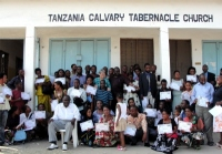 Tanzania Calvary Tabernacle Church hosted the Dar Es Salaam KIMI three day PowerClub leadership training