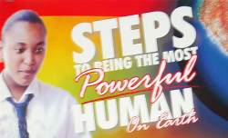 steps to being the most powerful human on earth!