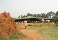 The mission trip started on the Uganda Prayer Mountain and God led us back there on the last day when He opened a door of opportunity to meet with Apostle John Mulinde.