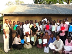The seventh KIMI PowerClub Leadership Training took place in Uganda with many new PowerClub leaders trained.
