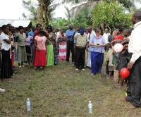 Seen here the DR Congo KIMI Leadership Training that took place in March 2011
