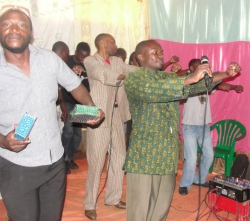 Pastor Abraham Kisembo is the founder of Faith Power Pentecostal Ministries - Uganda