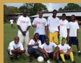 Football - Barbados TeenChallenge