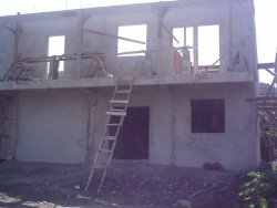 A new year update on the church building project in Carriacou