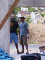 Shamus  brings Youth With A Mission to Carriacou April 2006 to  work on the Carriacou church building project.