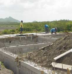 Land has been donated to the 'youth of the island' for the erection of a new church in Carriacou