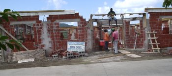 God is building His church on the island of Carriacou,