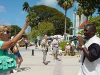 Catch the Wave Cruise Outreach  Ministries visits Barbados