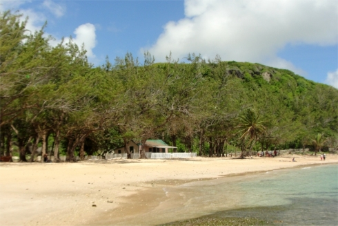 Welcome To Barbados Bath Beach Located On The East Coast Of
