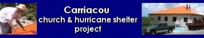 Carriacou church and hurricane she;lter project