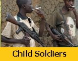DRC  child soldiers