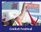 Cricket Praise Festival at Dacosta  Mannings