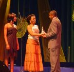 Artiste of the year award went to Praise Academy