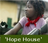 Hope House a refuge for girl child soldiers