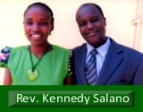 Rev Kennedy Salano