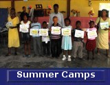 Kids EE Haiti Summer Camps