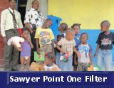 Sawyer PointOne water filters