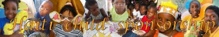 Haiti child sponsorship