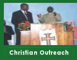 Church of God outreach in Malawi
