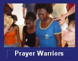 Prayer Warriors - Marcia Weeks  & Heidi Baker