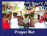Prayer Net over Barbados