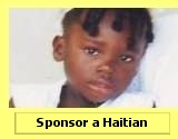 Sponsor a child in Haiti
