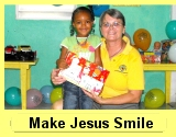 Make Jesus Smile