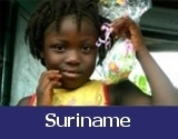 Feed a Suriname child