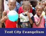 Haiti child evangelism