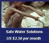 Safe Water Solutions US $2.50 per month