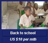 Back to School US $10 per month