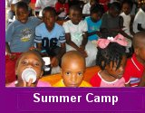 Church of God Summer Camp Sponsorship