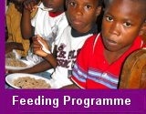 Church of God feeding programme