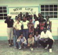 Island Impact Outreach Ministries visits St Vincent 1994