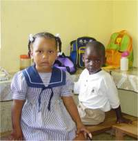 Stonecroft Ministries Africa child sponsorship program in the Caribbean island Carriacou