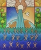 The Heavens declare the Glory of God by Kim Smith Barbados artist