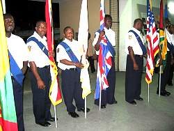 Pioneers For Christ Barbados
