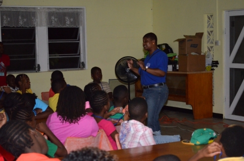 The NCSA Summer Camp at The WISH Centre