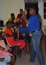 The WISH Centre has been honoured to host four summer camp this year for hundreds of Barbadian 