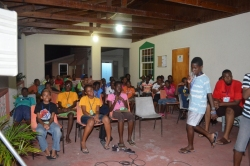 The WISH Centre has been honoured to host four summer camp this year for hundreds of Barbadian children.
