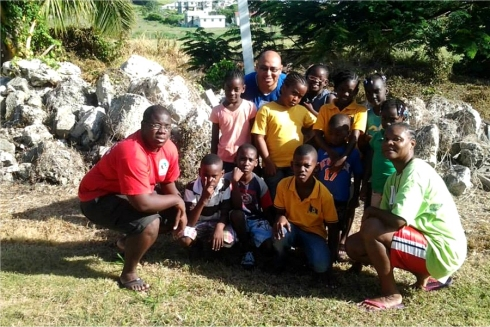 Barbados Peoples Baptist Summer Camps at The WISH Centre Barbados retreat centre