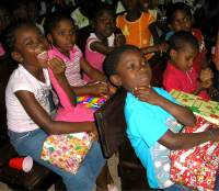Special thanks to the schools in Barbados that got involved in this project and enabled us to bless these children.