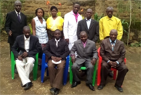 Africa Training Bible School staff empowering African pastors from Tanzania Malawi Zambia DR Congo and Uganda