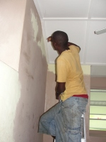 Thanks to the teams that have come to help with the painting at The WISH Centre.