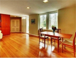 Bamboo flooring will be utilized in our Eco Friendly Development it is one of the hardest natural materials available for flooring and is an excellent alternative to hard wood flooring.